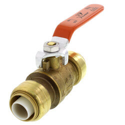 "3/4"" SharkBite Ball Valve (Lead Free)"