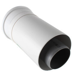 """10"""" Vent Pipe Extension for Ultra Series Product Image"""