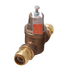 """1/2"""" EB-45 SharkBite Pressure Regulator,<br>Lead Free (45 psi) Product Image"""