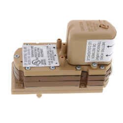 Pneumatic Electric Relay w/ SPDT Switch Product Image