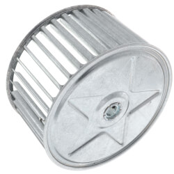 "6-1/4"" x 3-7/16"" SR/SF Blower Wheel Product Image"
