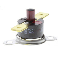 290° Red Resettable Thermal Switch Product Image