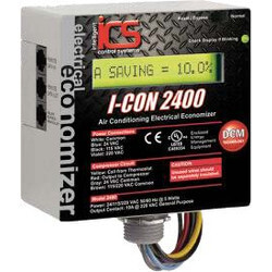 I-CON 2400 Commercial Central Air Con Elec. Consumption Economizer Product Image