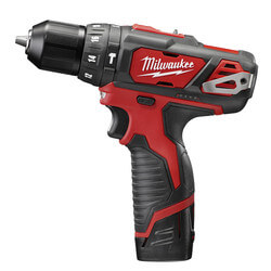 """M12 Cordless 3/8""""<br>Hammer Drill/Driver Kit Product Image"""