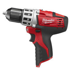 """M12 Cordless 3/8""""<br>Drill/Driver (Tool Only) Product Image"""