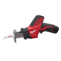 M12 Cordless Hackzall Reciprocating Saw Kit<br>(w/ 2 Batteries) Product Image