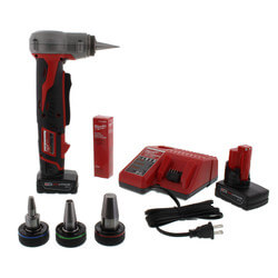 M12 ProPEX Expansion Tool Kit with 2 XC Batteries Product Image