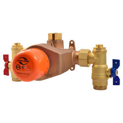 """Masterguard 830, 3/4"""" x 1"""" Thermostatic Mixing Valve<br>High Capacity (LF) Product Image"""