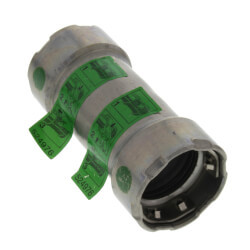 "1-1/4"" MegaPressG Coupling without Stop Product Image"