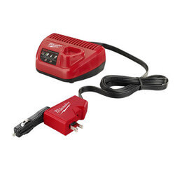 M12 AC/DC<br>Wall & Vehicle Charger Product Image