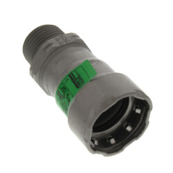 "1/2"" MegaPressG Male Adapter (Press x Male) Product Image"