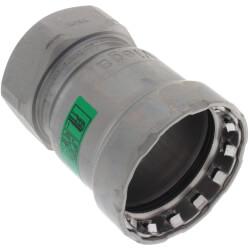 "1-1/2"" MegaPress Female Adapter (Press x Female) Product Image"