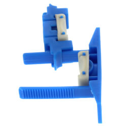 """3/8""""-1"""" Silencer Clamp<br>for Flat Surface Product Image"""