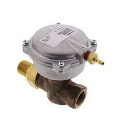 """1/2"""" F x UM Normally Open Valve Assembly, 3-8 psi, 1.0 Cv Product Image"""