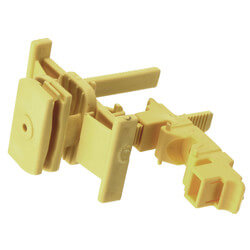 """3/8"""" Flame Fighter Strut Clamp w/ Pads Product Image"""