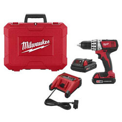 M18 Cordless Compact Drill Driver Kit