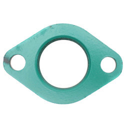 "1-1/2"" HV FNPT Cast Iron Flange Kit Product Image"