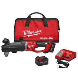 """M18 Fuel Super Hawg<br>1/2"""" Right Angle Drill Kit Product Image"""
