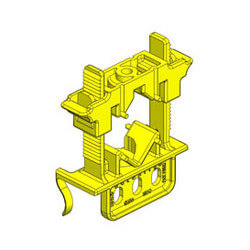 """1""""-2"""" Silencer Clamp for EZ-1 & Stout Brackets (Plenum Rated) Product Image"""