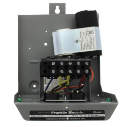 Standard Submersible<br>Motor Control Box<br>(1.5 HP, 230V, 1 Phase) Product Image