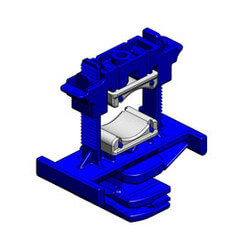 """1""""- 2"""" Strut Clamp Product Image"""