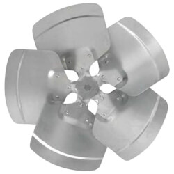 """20"""" 5-Blade Fan, 1/2"""" bore Product Image"""