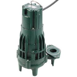 N292 1/2 HP, 115V Waste Mate Man. Sewage Pump 1-Seal Product Image