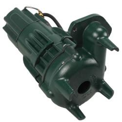 E295 2 HP, 230V Waste Mate Man. Sewage Pump 1-Seal Product Image
