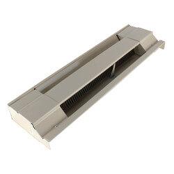 "24"" F Series Electric Baseboard Heater, 350 Watt, 240V (Almond) Product Image"