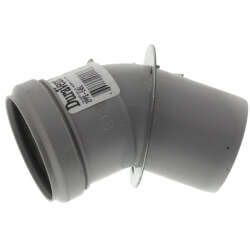 "2"" PolyPro 45° Elbow w/ LB2 Product Image"