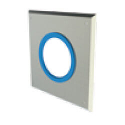 """2"""" Wall Plate Product Image"""