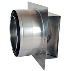 """3"""" Z-Vent Double Wall Termination Box Product Image"""