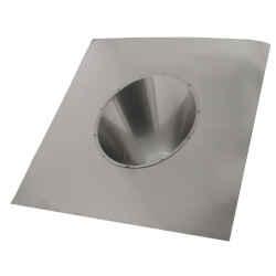 "4"" Z-VENT Adjustable Roof Flashing (7/12 - 12/12 Pitch)"