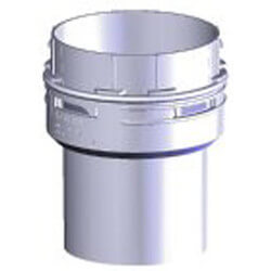 Z-DENS Coupling Rigid Male for Chimney Elbow Product Image