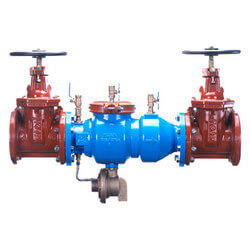 "3"" Reduced Pressure Principle Assembly with NRS Shut-off Valves Product Image"