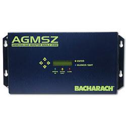 AGM-SZ Ammonia Gas Leak Monitor, Single Zone Product Image