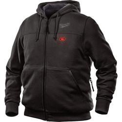 M12 Black Heated Hoodie Kit (3X) Product Image
