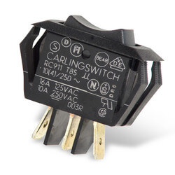 2 Speed Fan Switch<br>for K42, K84 & K120 Product Image