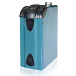 Series 3 102,000 BTU Output, Electronic Ignition, 5 Section Gas Fired Cast Iron Boiler (Nat Gas)