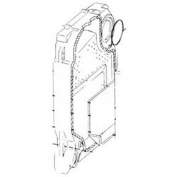 Back Section 7618 Product Image