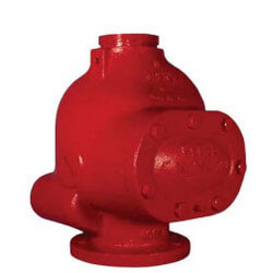 "G-3 4"" Dry Pipe Valve - Flange x Groove"