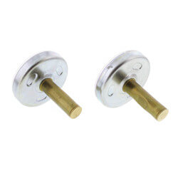 """Manifold Thermometer for 1-1/4"""" Stainless Steel Manifolds (Box of 2) Product Image"""