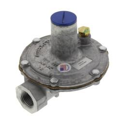 "1/2"" Lever Acting Gas Regulator w/ Vent Limiter (140,000 BTU) Product Image"