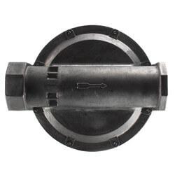 "1-1/2"" Lever Acting Gas Regulator (1,250,000 BTU) Product Image"