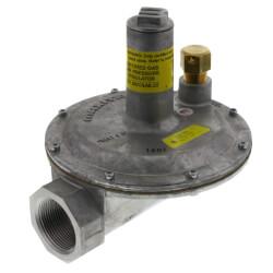 "1-1/2"" Lever Acting Gas Regulator w/ Vent Limiter (1,250,000 BTU) Product Image"