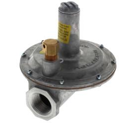 "1-1/4"" Lever Acting Gas Regulator w/ Vent Limiter (1,250,000 BTU) Product Image"