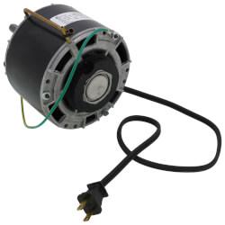 """5"""" 1-Speed Single Shaft Open Fan/Blower Motor (115V, 1050 RPM, 1/7 HP) Product Image"""