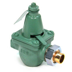 Taco Cast Iron Pressure Reducing Valve (Sweat) Product Image