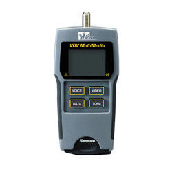 VDV MultiMedia Cable Tester Kit Product Image