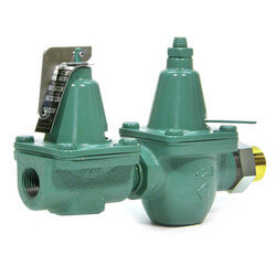 Taco Dual Unit Valve (Threaded)